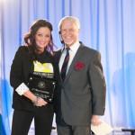 Capri College Receiving an Award