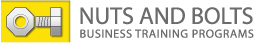 Nuts and Bolts Business Training Programs