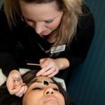 Facial Treatments at the Student Spa